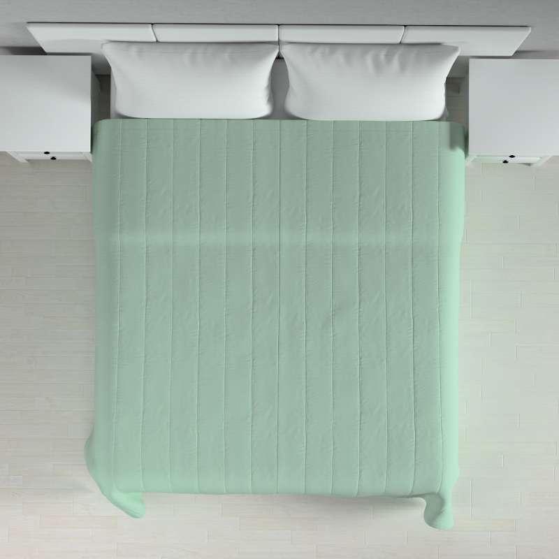 Sengeteppe quiltet<br/>10cm striper fra kolleksjonen Loneta, Stoffets bredde: 133-61