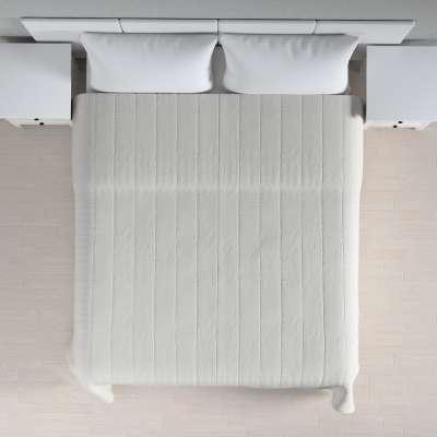 Lovatiesės (vertikaliai dygsniuotos) 159-06 šiltai balta Kolekcija Linen