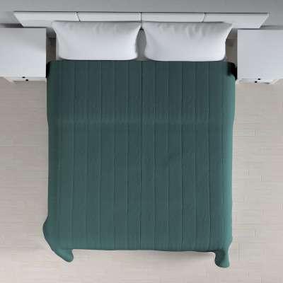 Prehoz  s pozdĺžným prešívaním V kolekcii Linen, tkanina: 159-09