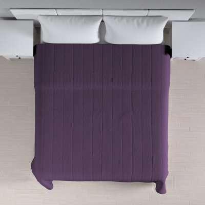 Tagesdecke mit Streifen-Steppung 161-27 violett Kollektion Etna