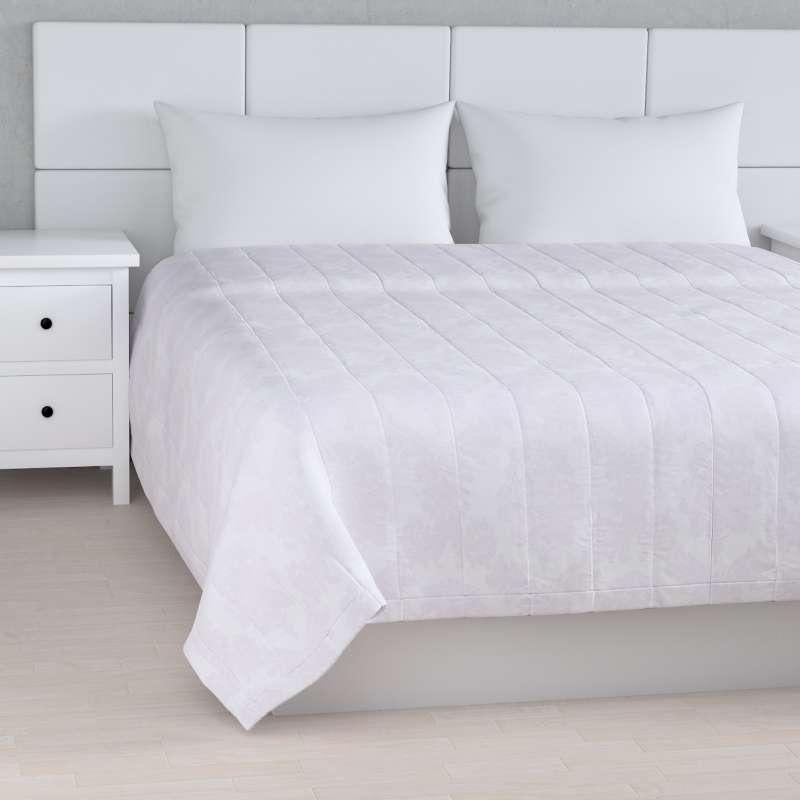 Prehoz na posteľ jednoduchý V kolekcii Damasco, tkanina: 613-00