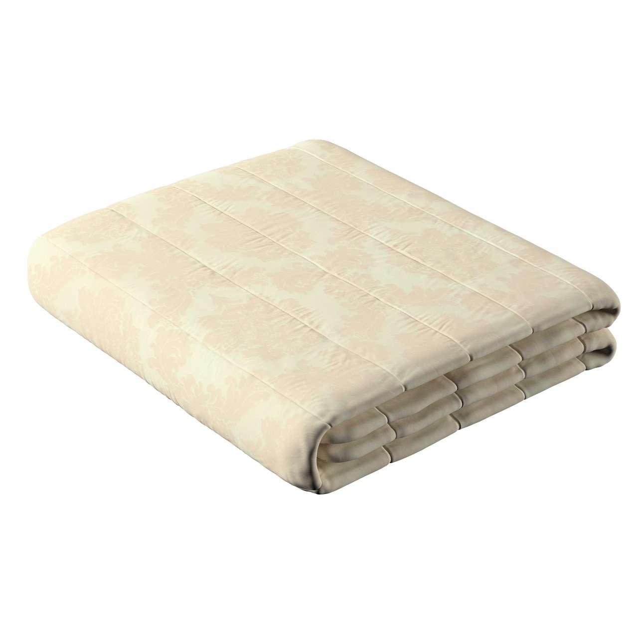 Prehoz na posteľ jednoduchý V kolekcii Damasco, tkanina: 613-01