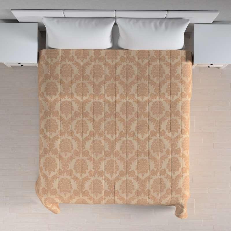Prehoz na posteľ jednoduchý V kolekcii Damasco, tkanina: 613-04