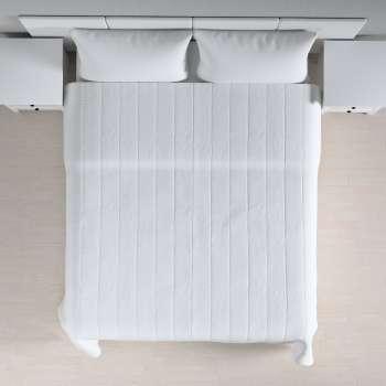 Sengeteppe quiltet<br/>10cm striper 120g/m2 260 x 210 cm fra kolleksjonen Jupiter, Stoffets bredde: 127-01