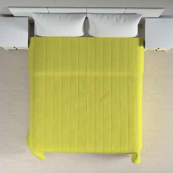 Sengetæppe quiltet<br/>10cm striber 260 x 210 cm fra kollektionen Jupiter, Stof: 127-50