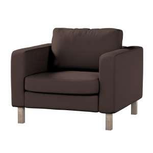 Karlstad fotelio užvalkalas Karlstad fotelio užvalkalas kolekcijoje Cotton Panama, audinys: 702-03
