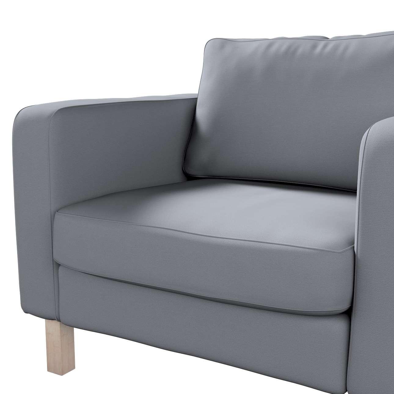 Karlstad päällinen nojatuoli mallistosta Cotton Panama, Kangas: 702-07