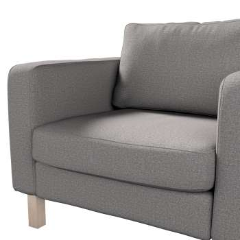Karlstad armchair cover in collection Edinburgh, fabric: 115-81
