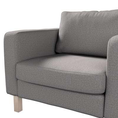 Pokrowiec na fotel Karlstad, krótki w kolekcji Edinburgh, tkanina: 115-81