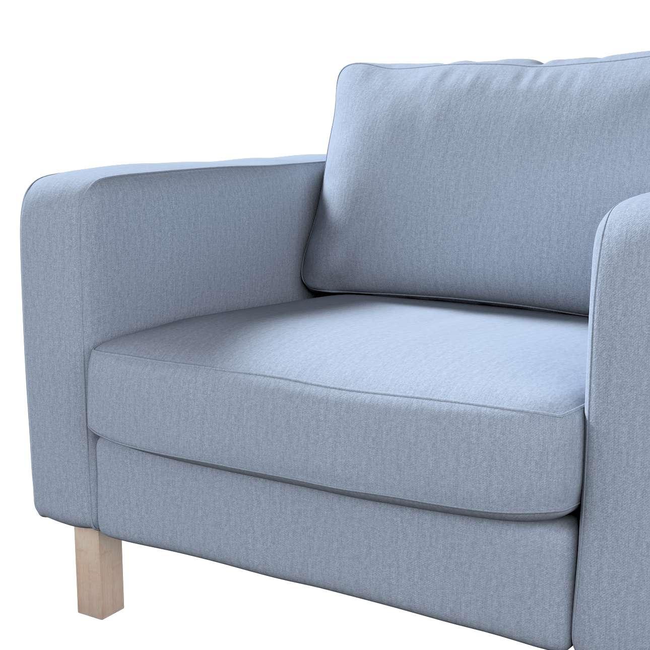 Karlstad päällinen nojatuoli mallistosta Chenille, Kangas: 702-13