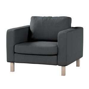 Karlstad fotelio užvalkalas Karlstad fotelio užvalkalas kolekcijoje Chenille, audinys: 702-20