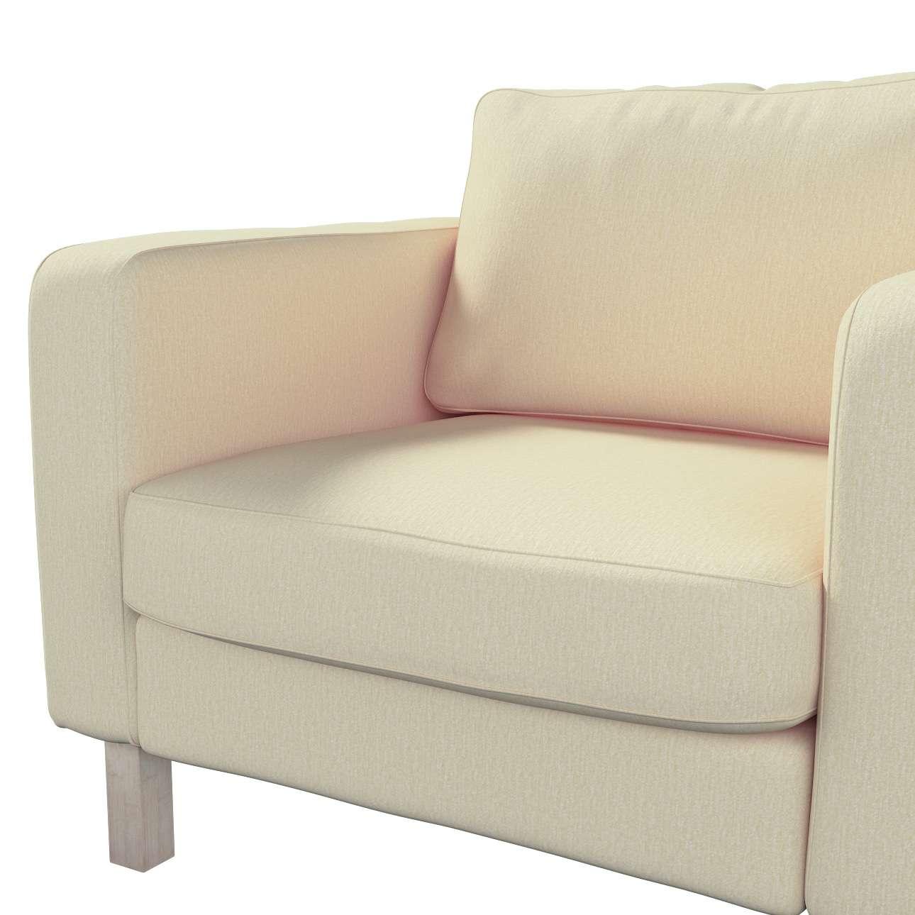 Karlstad päällinen nojatuoli mallistosta Chenille, Kangas: 702-22
