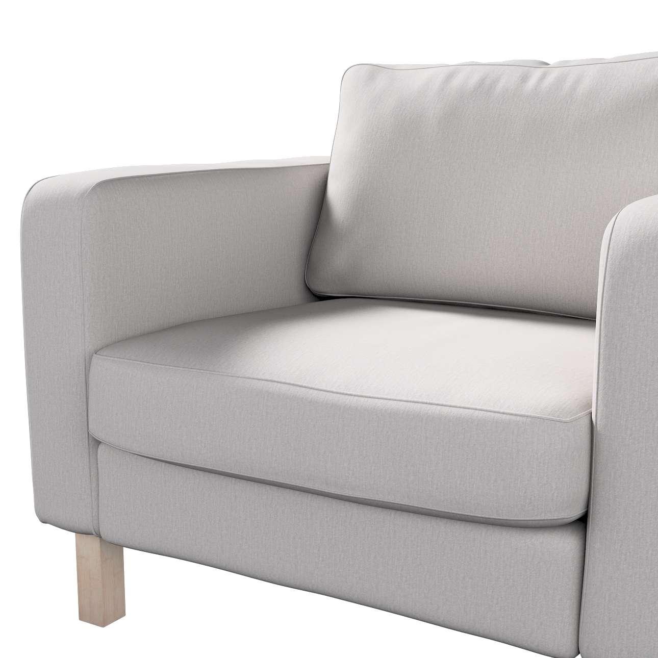 Karlstad päällinen nojatuoli mallistosta Chenille, Kangas: 702-23