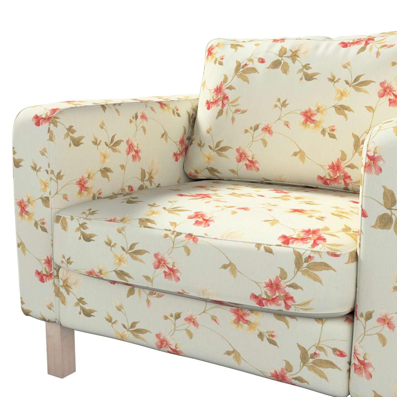 Karlstad päällinen nojatuoli mallistosta Londres , Kangas: 124-65