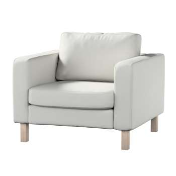 Karlstad armchair cover Karlstad armchair cover in collection Etna, fabric: 705-90