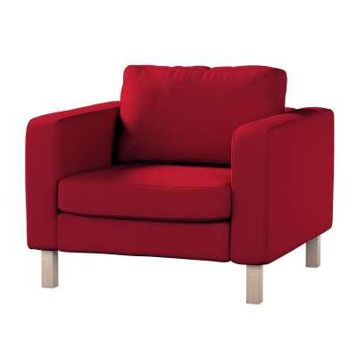 Karlstad päällinen nojatuoli mallistosta Etna - ei verhoihin, Kangas: 705-60