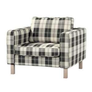 Karlstad fotelio užvalkalas Karlstad fotelio užvalkalas kolekcijoje Edinburgh , audinys: 115-74