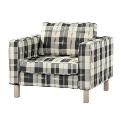 Karlstad päällinen nojatuoli mallistosta Edinburgh, Kangas: 115-74
