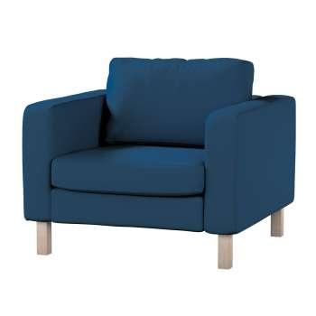 Karlstad Sesselbezug von der Kollektion Cotton Panama, Stoff: 702-30
