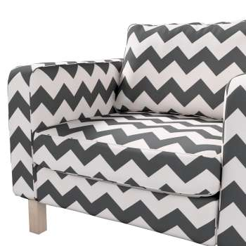 Karlstad armchair cover in collection Comics/Geometrical, fabric: 135-02