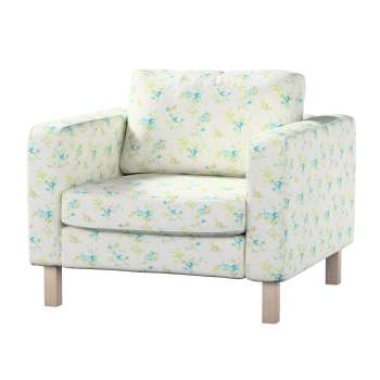 Karlstad armchair cover Karlstad armchair cover in collection Mirella, fabric: 141-16