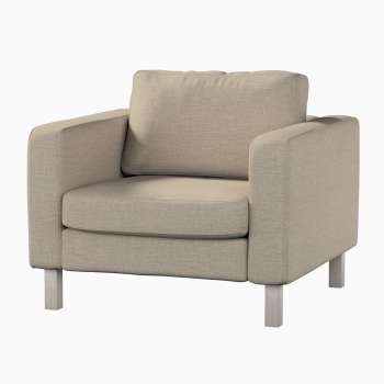 Karlstad armchair cover Karlstad armchair cover in collection Living, fabric: 104-87