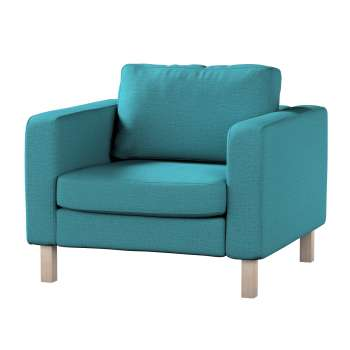 Karlstad armchair cover Karlstad armchair cover in collection Granada, fabric: 104-92