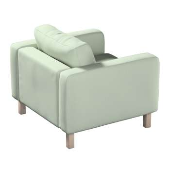 Karlstad armchair cover in collection Granada, fabric: 104-76