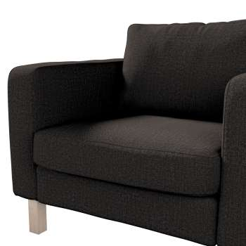 Karlstad armchair cover in collection Etna, fabric: 702-36