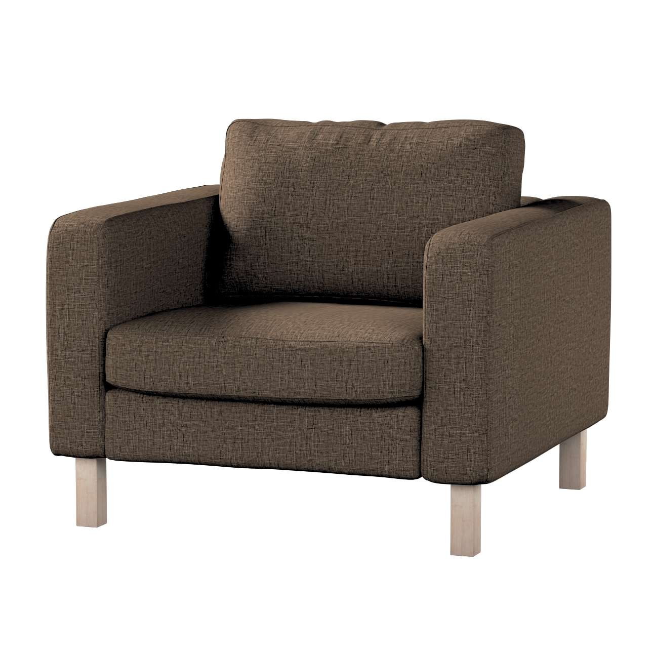 Karlstad armchair cover Karlstad armchair cover in collection Living, fabric: 106-92