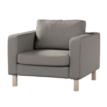 Karlstad armchair cover Karlstad armchair cover in collection Edinburgh, fabric: 703-14