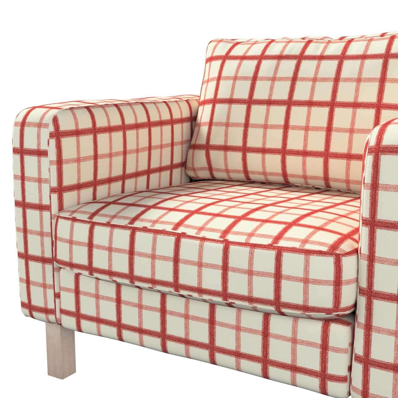 Karlstad päällinen nojatuoli mallistosta Avinon, Kangas: 131-15