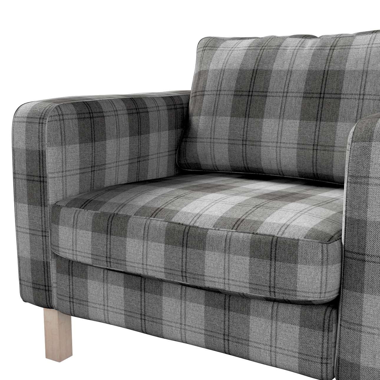 Karlstad päällinen nojatuoli mallistosta Edinburgh, Kangas: 115-75
