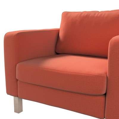 Karlstad päällinen nojatuoli mallistosta Ingrid, Kangas: 705-37