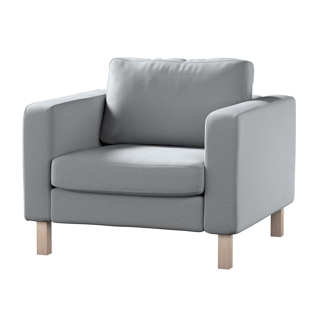 Karlstad päällinen nojatuoli mallistosta Ingrid, Kangas: 705-42