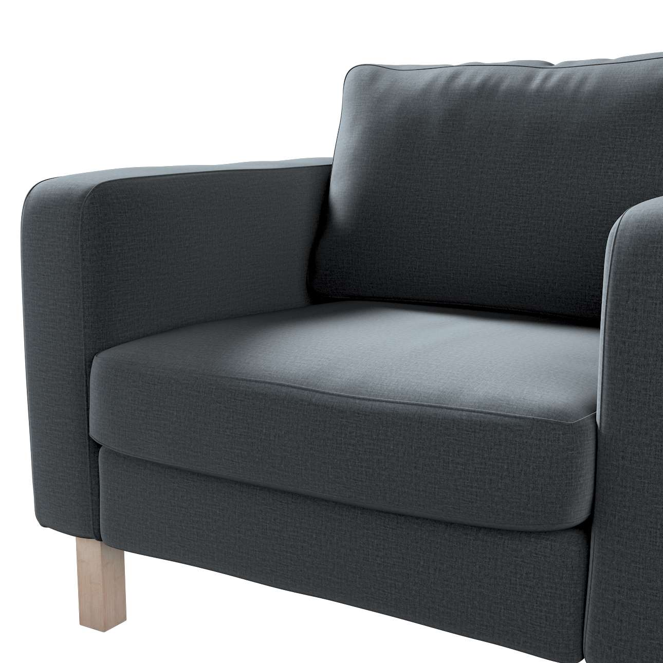 Karlstad päällinen nojatuoli mallistosta Ingrid, Kangas: 705-43