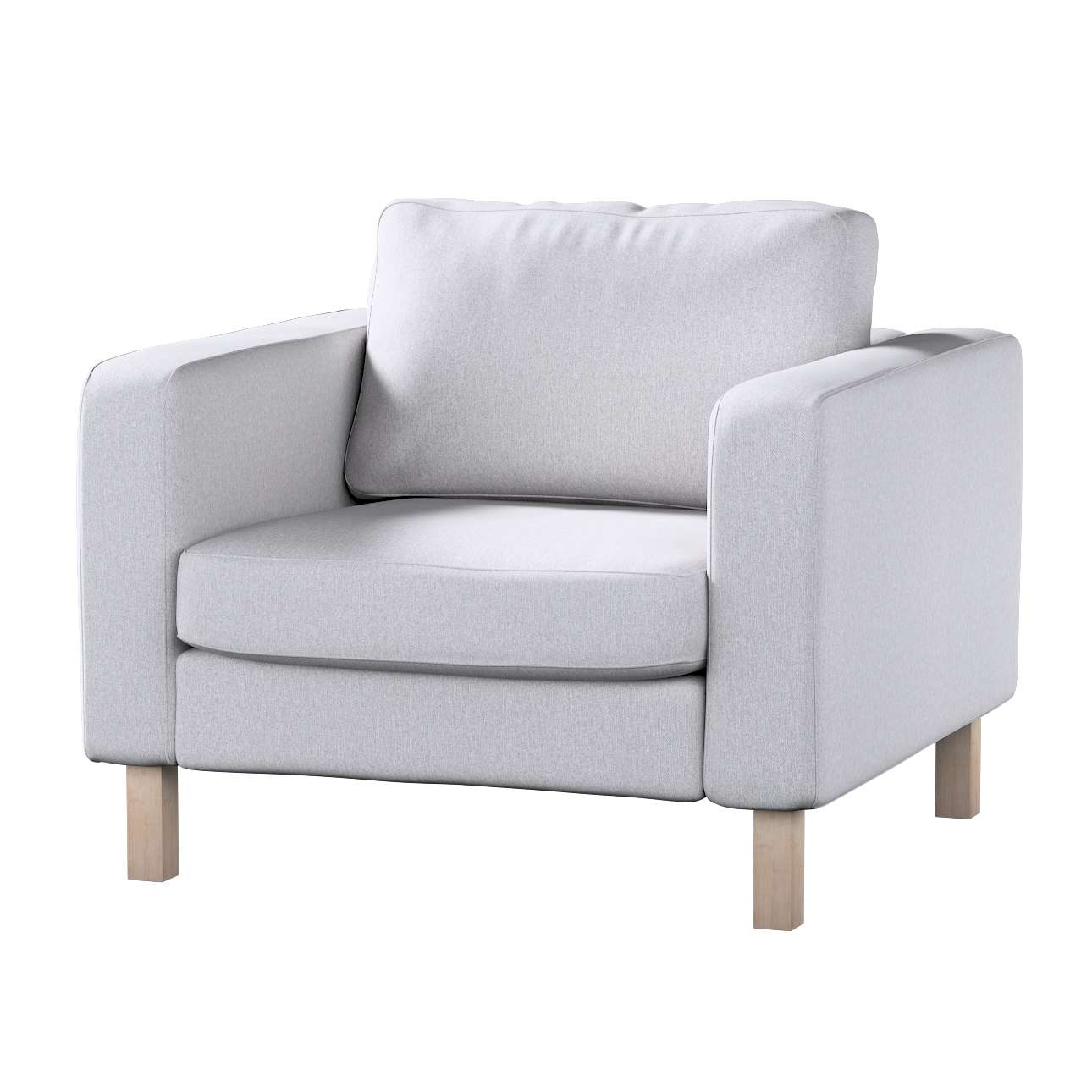 Karlstad päällinen nojatuoli mallistosta Amsterdam, Kangas: 704-45
