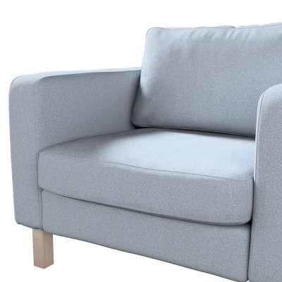 Karlstad päällinen nojatuoli mallistosta Amsterdam, Kangas: 704-46