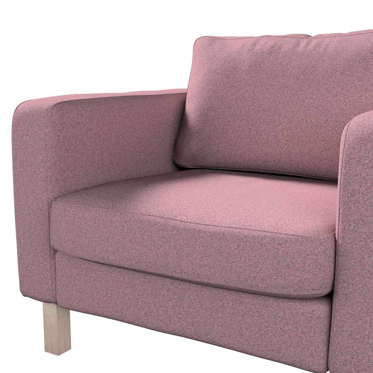 Karlstad päällinen nojatuoli mallistosta Amsterdam, Kangas: 704-48