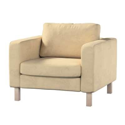 Karlstad päällinen nojatuoli mallistosta Living 2, Kangas: 160-82