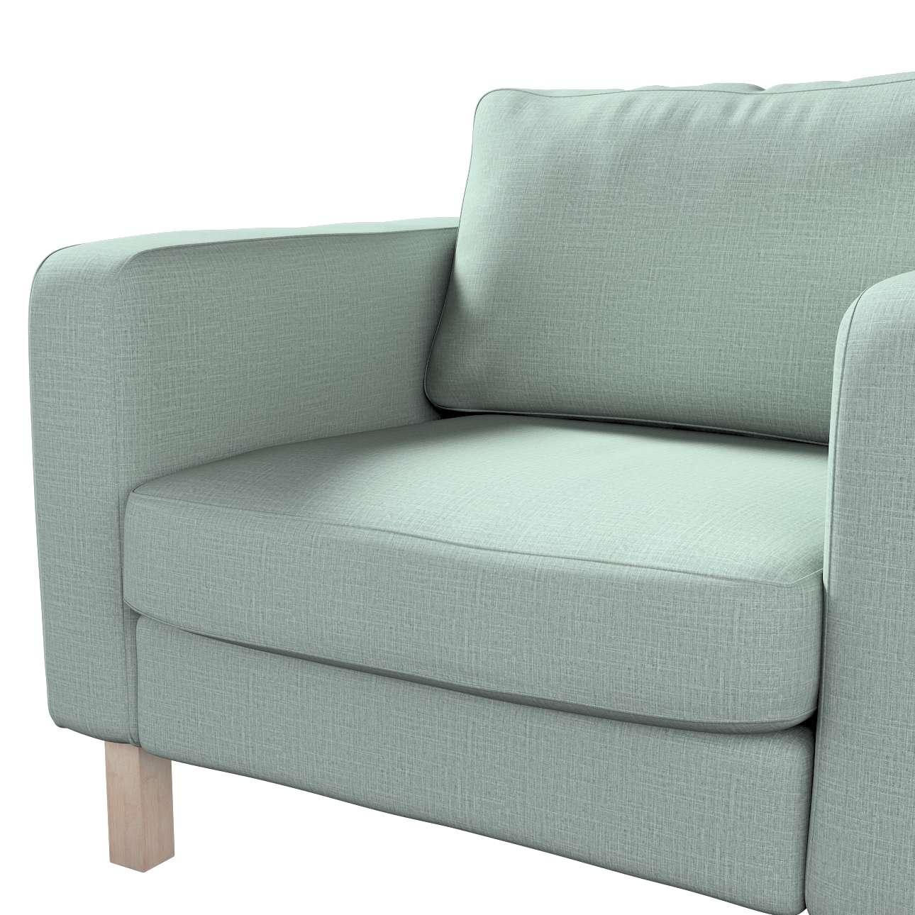 Karlstad päällinen nojatuoli mallistosta Living 2, Kangas: 160-86