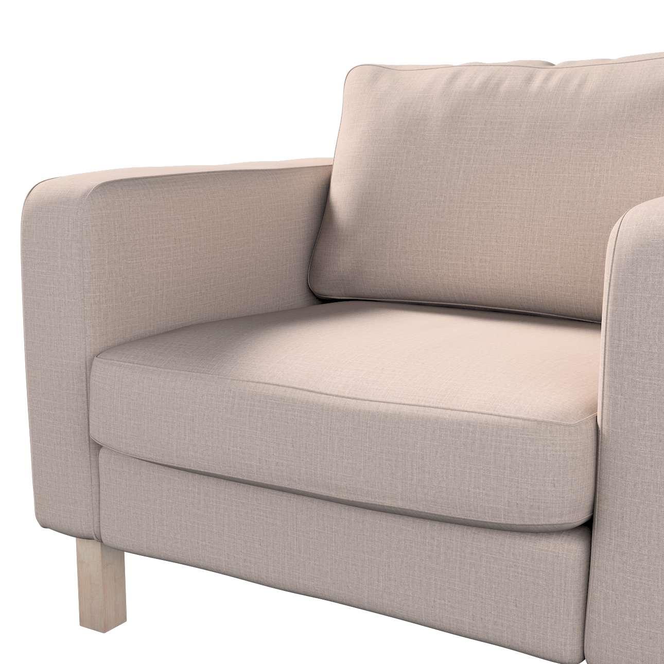Karlstad päällinen nojatuoli mallistosta Living 2, Kangas: 160-85
