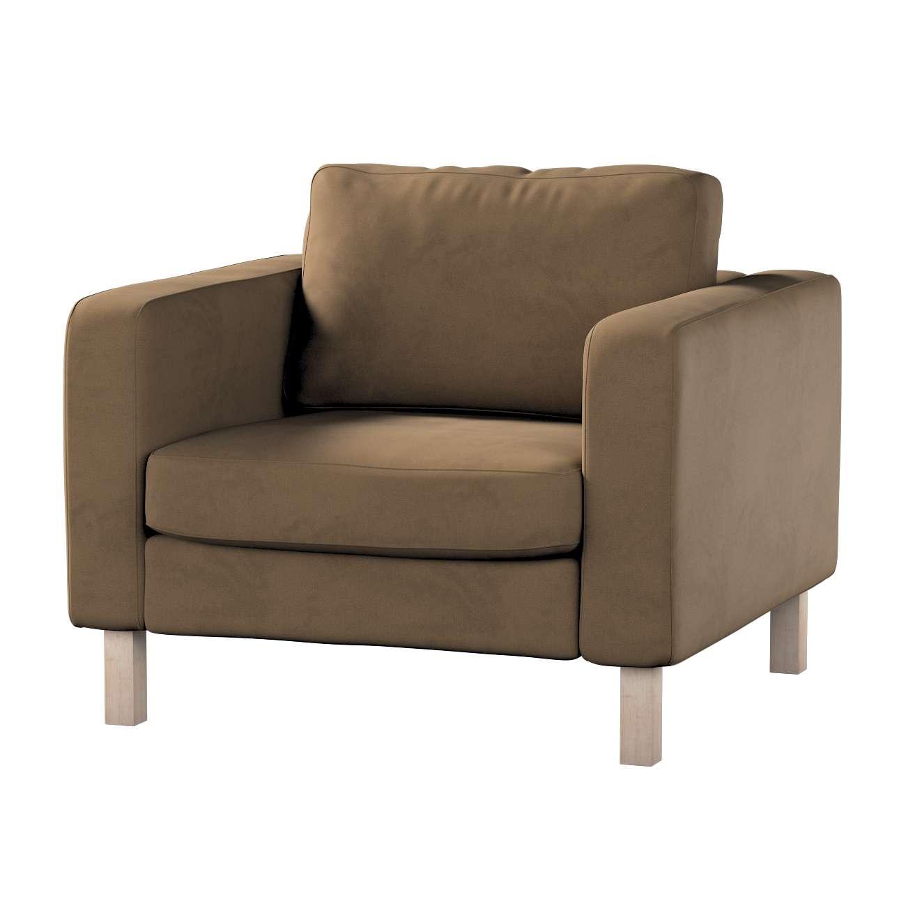 Karlstad päällinen nojatuoli mallistosta Living 2, Kangas: 160-94