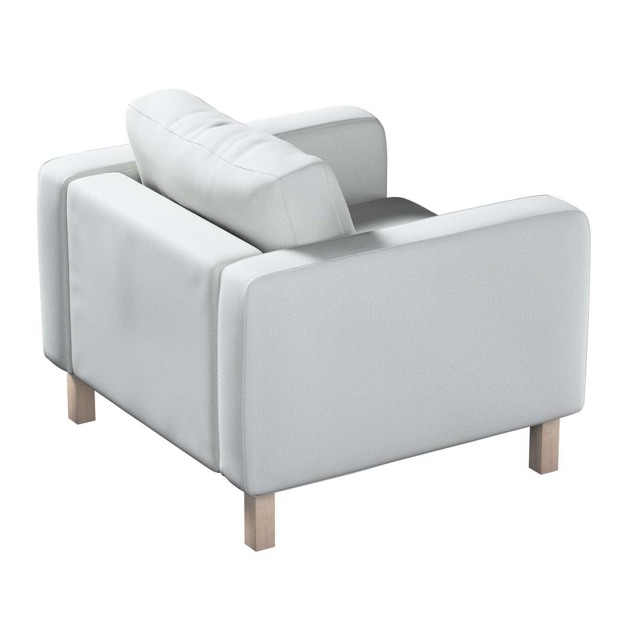 Karlstad päällinen nojatuoli mallistosta Living 2, Kangas: 161-18