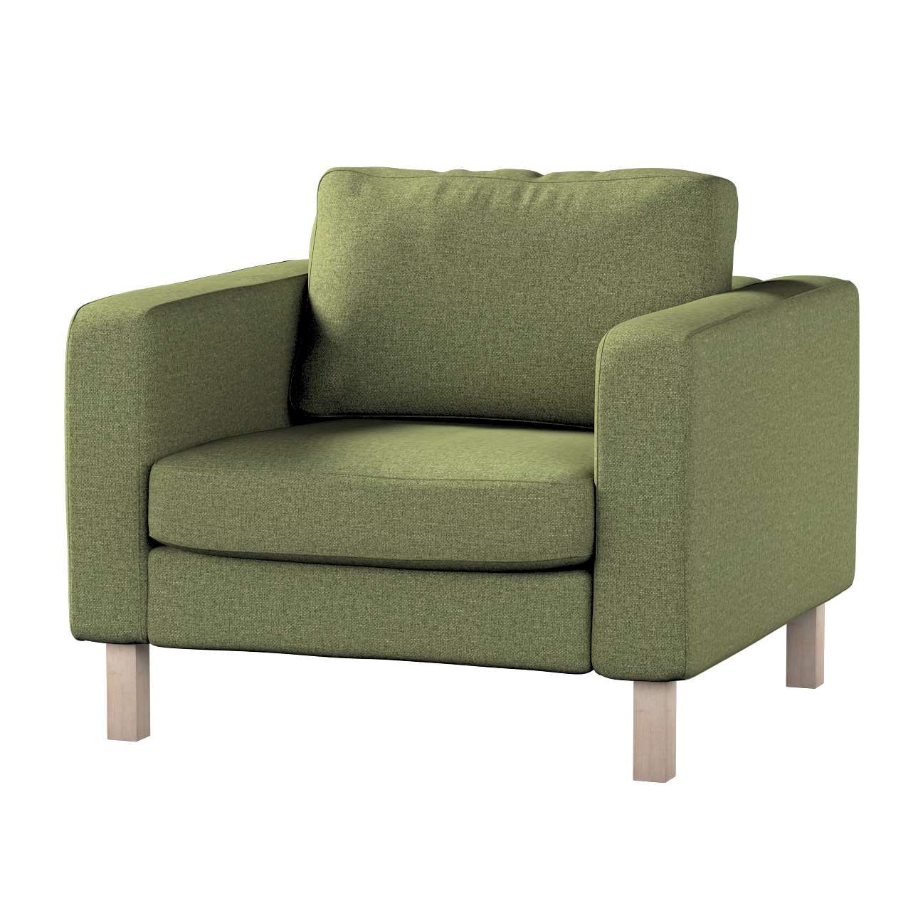 Karlstad päällinen nojatuoli mallistosta Madrid, Kangas: 161-22