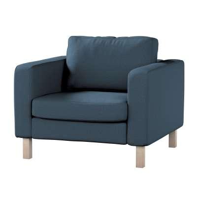 Karlstad päällinen nojatuoli mallistosta Etna - ei verhoihin, Kangas: 705-30