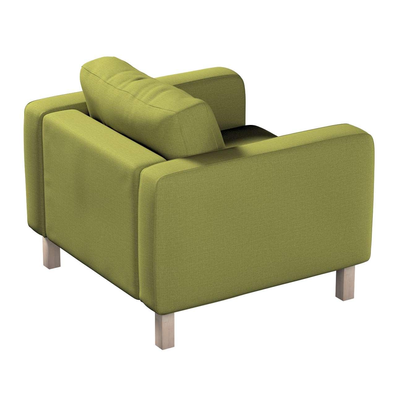 Karlstad päällinen nojatuoli mallistosta Living 2, Kangas: 161-13