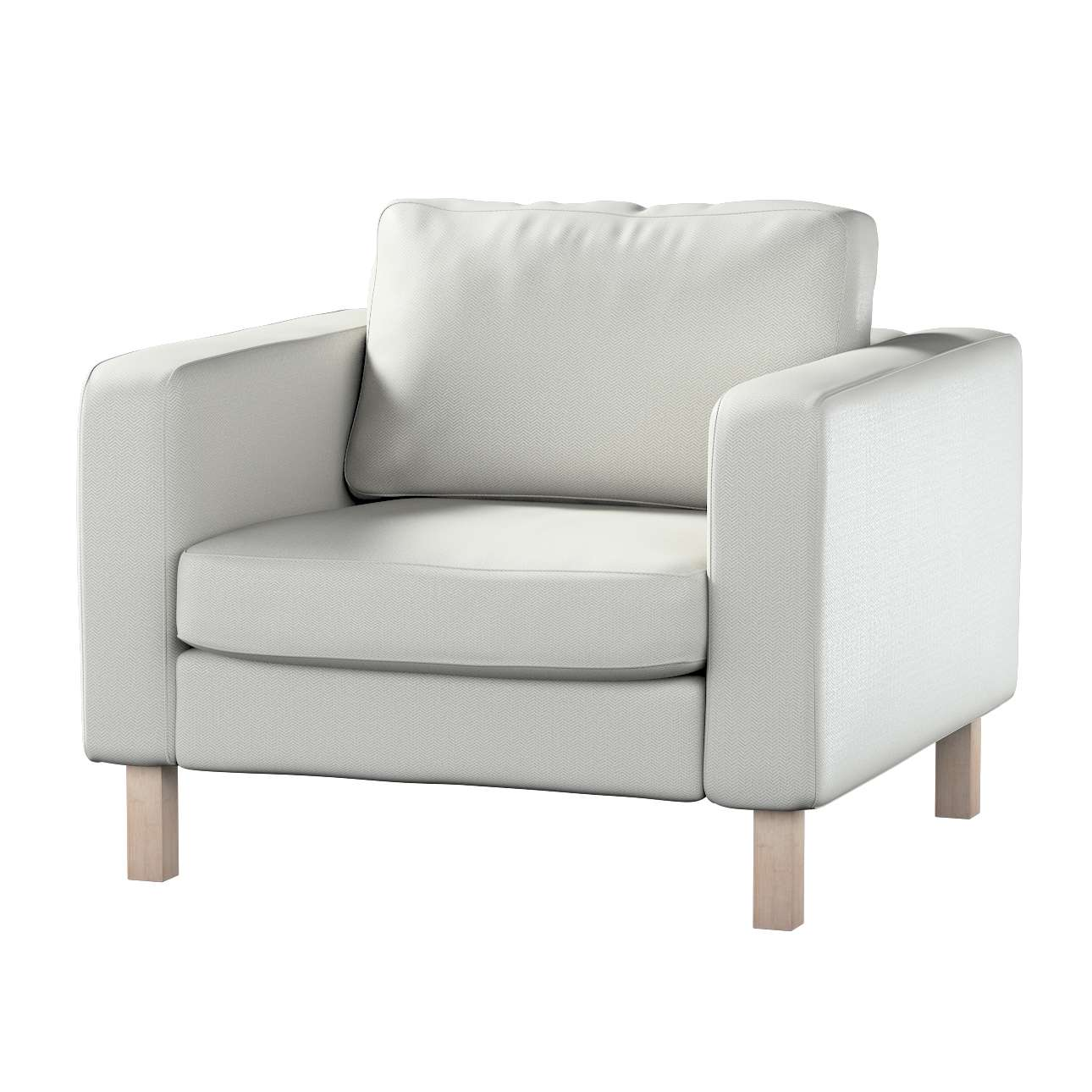 Karlstad päällinen nojatuoli mallistosta Bergen, Kangas: 161-84
