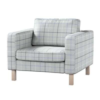 Karlstad päällinen nojatuoli mallistosta Edinburgh, Kangas: 703-18