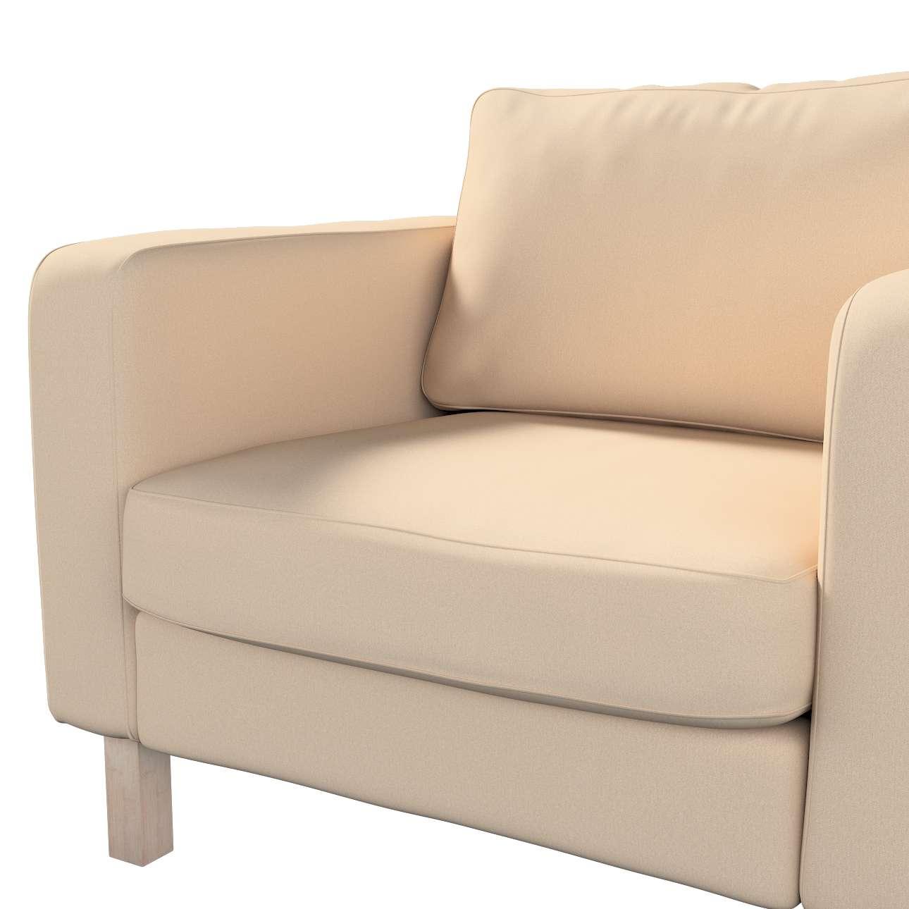 Karlstad päällinen nojatuoli mallistosta Living, Kangas: 160-61